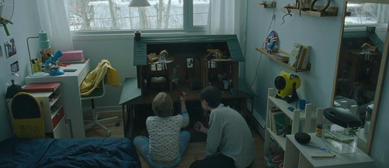 Cuál es el significado de la casa de muñecas