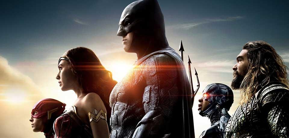 La Liga de la Justicia Snyder Cut